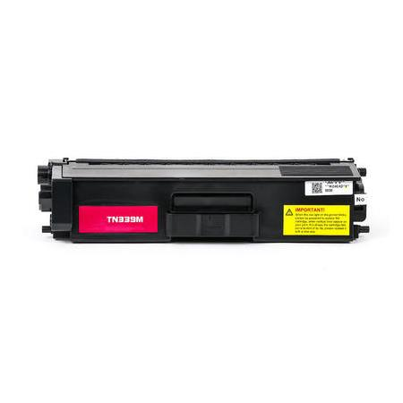 Brother TN339M Magenta Remanufactured Extra High Capacity Toner Cartridge