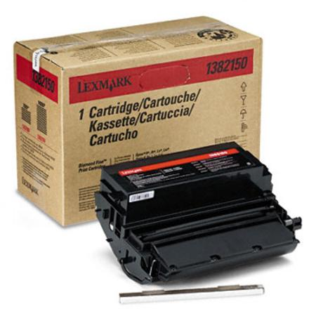 Lexmark 1382150 Original Black Diamond Fine Toner Cartridge