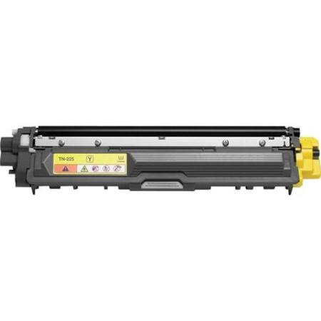 Brother TN225Y Yellow Remanufactured High Capacity Toner Cartridge