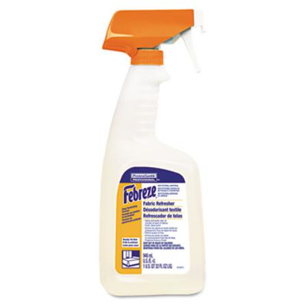 Febreze Fabric Refresher & Odor Eliminator  Fresh Clean  32 oz Trigger Sprayer