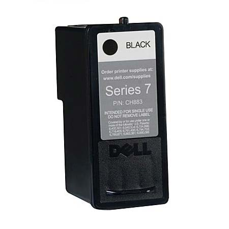 Dell CH883 (Series 7) Original High Capacity Black Ink Cartridge