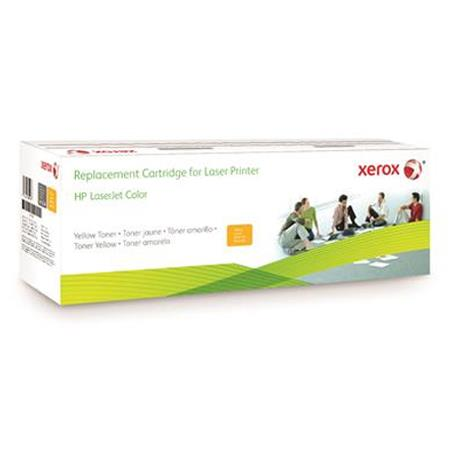 Xerox Premium Replacement Yellow Toner Cartridge for HP 130A (CF352A)