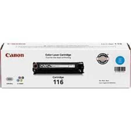 Canon 116 Cyan Original  Laser Toner Cartridge
