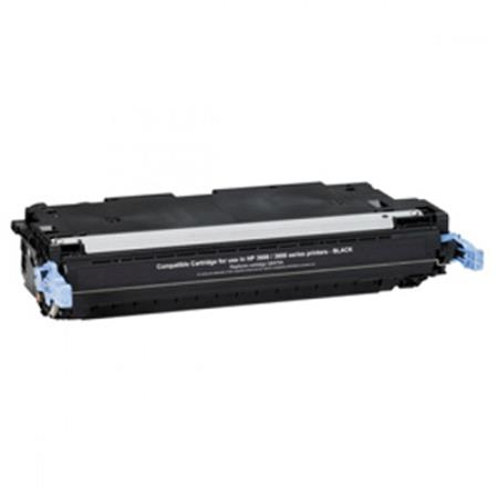 Compatible Black Canon CRG-111BK Toner Cartridge (Replaces Canon 1660B001AA)