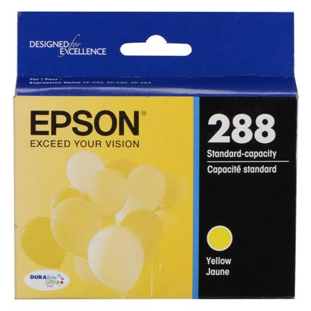 Epson 288 (T288420) Yellow Original Standard Capacity Ink Cartridge