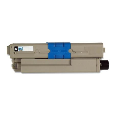 OKI 44469802 Black Remanufactured High Capacity Toner Cartridge