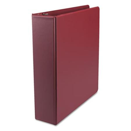 Colored File Folders 1/3 Cut One-Ply Top Tab Legal Red/Pink 100/Box