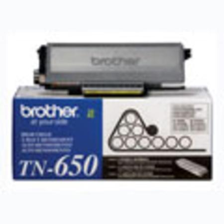Brother TN650 Original Black High Capacity Toner Cartridge