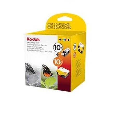 Kodak No.10 Black and No.10 Color Ink Combo Pack (1163641 / 8946501)