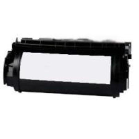 Lexmark 12A7469 Black Remanufactured Extra High Capacity Toner Cartridge