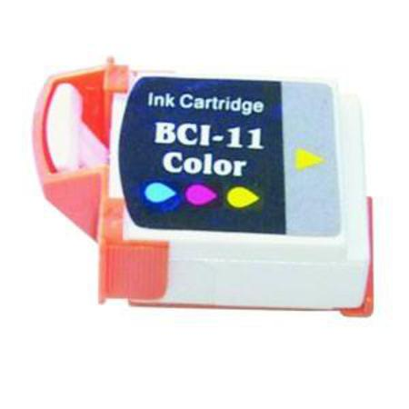 Compatible Color Canon BCI-11C Ink Cartridge (Replaces Canon 0958A003)