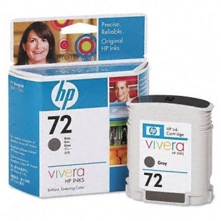 HP 72 (C9401A) Original Gray Ink Cartridge