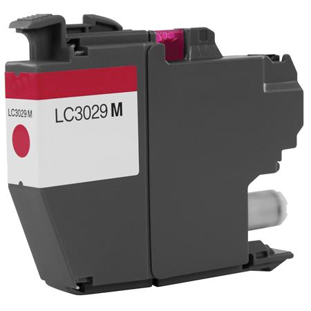 Compatible Magenta Brother LC3029M High Yield Ink Cartridge