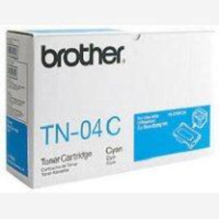Brother TN04C Original Cyan Laser Toner