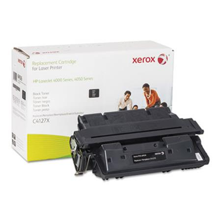 Xerox Premium Replacement Black High Capacity Toner Cartridge for HP 27X (C4127X)