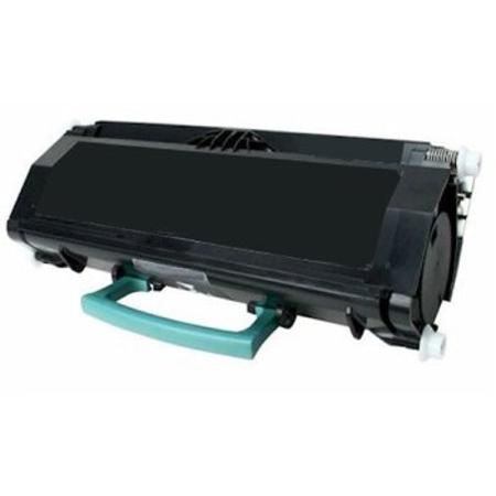 Lexmark E260A21A Black Remanufactured Micr Toner Cartridge