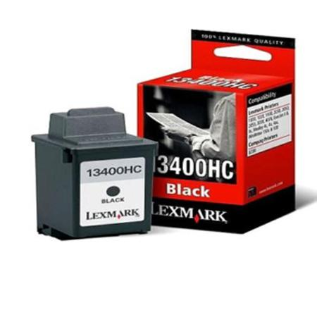 Lexmark 13400HC Black Original Cartridge (1380620)