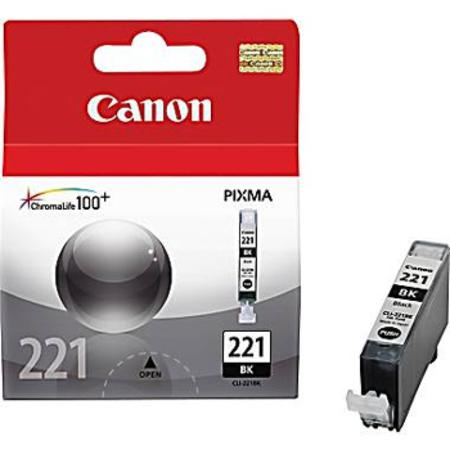 Canon CLI-221BK Black Original Cartridge