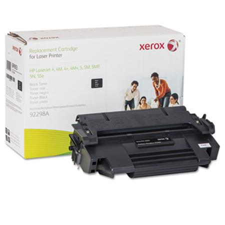 Xerox Premium Replacement Black Standard Capacity Toner Cartridge for HP 98A (92298A)