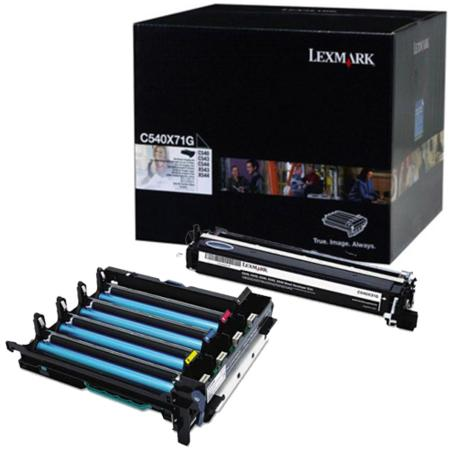 Lexmark C540X71G Original Black Imaging Kit