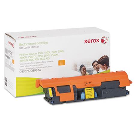 Xerox Premium Replacement Yellow Toner Cartridge for HP 121A (C9702A)