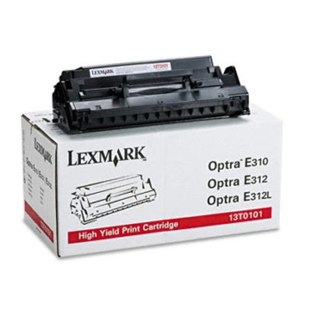 Lexmark 13T0101 Original Black Toner Cartridge