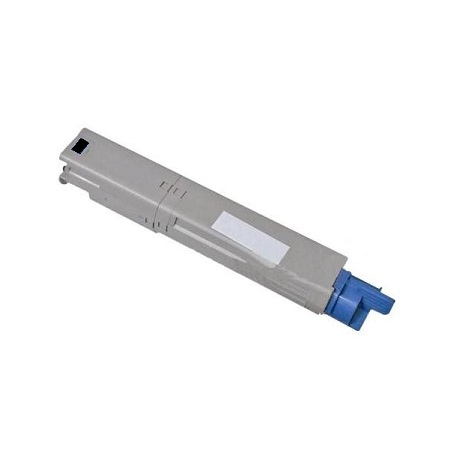 OKI 43459304 Remanufactured Black Toner Cartridge