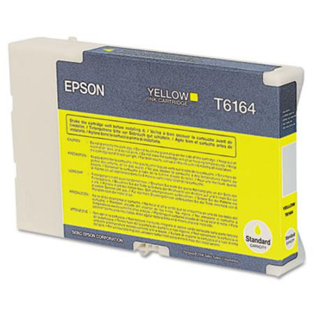 Epson T616400 (T6164) Yellow Original Standard Capacity Ink Cartridge