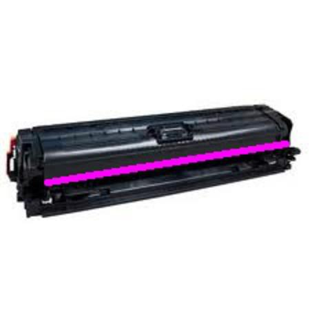 Compatible Magenta HP 307A Toner Cartridge (Replaces HP CE743A)