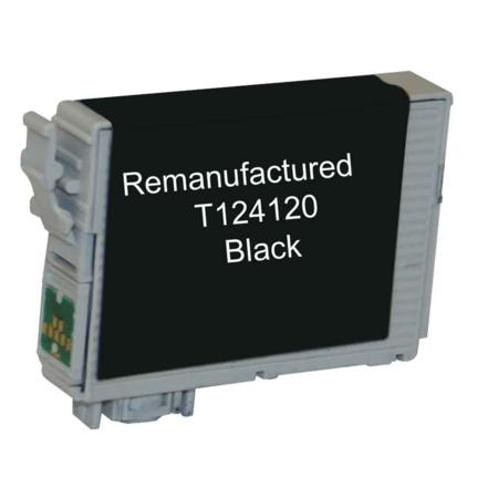 Epson 124 Black Remanufactured Moderate Capacity Ink Cartridge