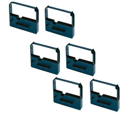 Epson S015032 Compatible Black Printer Ribbon (6 Pack)