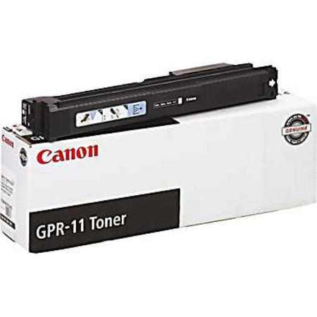 Canon GPR-11 Original Black Toner Cartridge (7629A001AA)
