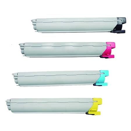 CLT-K/C/M/Y809S Full Set Remanufactured Toner Cartridges