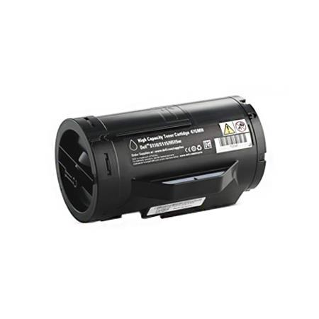 Dell 593-BBML Black Remanufactured Standard Capacity Toner Cartridge (F9G3N)