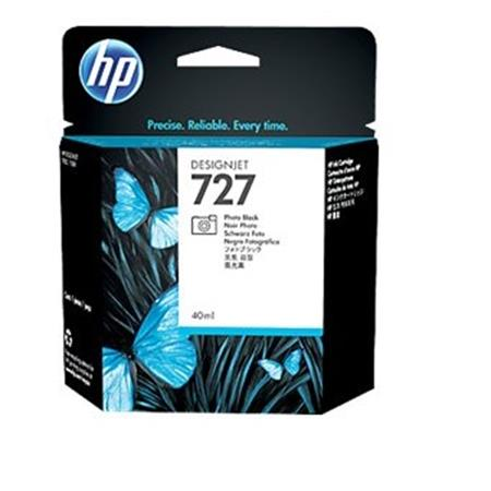HP 727 Photo Black Original Standard Capacity Ink Cartridge