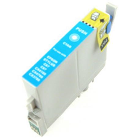 Epson T0882 (T088220) Moderate Use Cyan Remanufactured Ink Cartridge