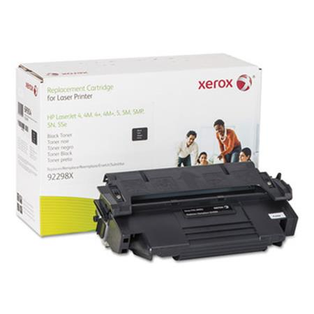 Xerox Premium Replacement Black High Capacity Toner Cartridge for HP 98X (92298X)