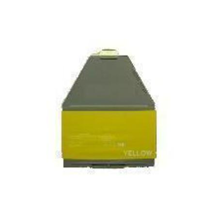 Ricoh 888232  Remanufactured Yellow Toner Cartridge