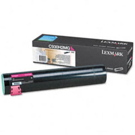 Lexmark C930H2MG Magenta Original High Yield  Laser Toner