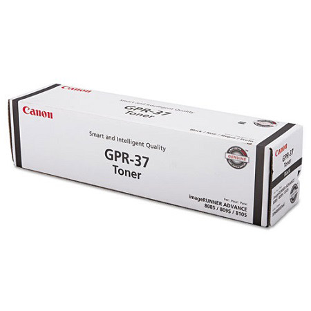 Canon GPR-37 Original Black Toner Cartridge (3764B003AA)