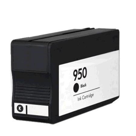 HP 950 Black Remanufactured Standard Capacity Ink Cartridge (CN049AN)
