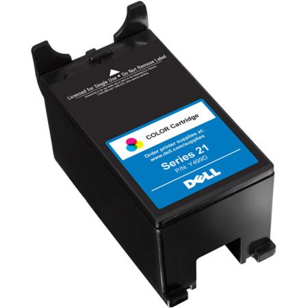 Dell U317R (Series 21) Original Color Single Use Standard Capacity Ink Cartridge (330-5274)