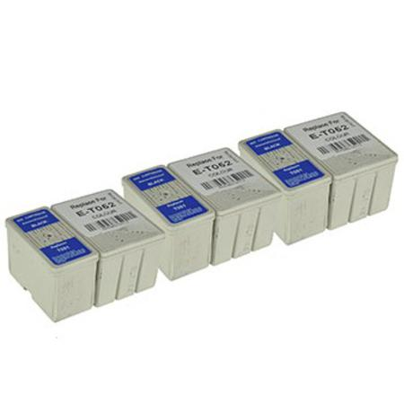 Compatible Multipack Epson T051/T052 3 Full Sets Ink Cartridges (Replaces S020189/S020191)