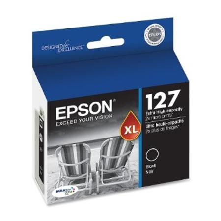 Epson 127 Cyan Original Extra High-capacity Ink cartridge