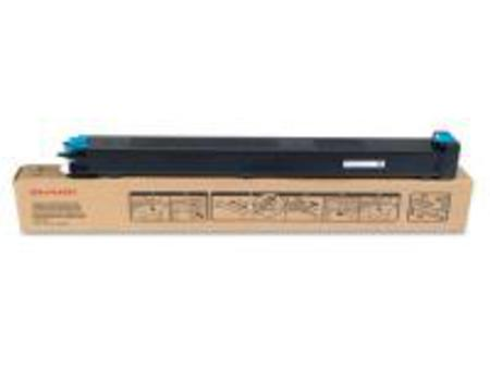 Sharp MX27NTCA Cyan Original Toner Cartridge