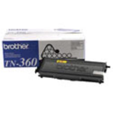 Brother TN360 Original Black High Capacity Laser Toner