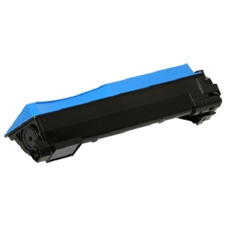 Kyocera TK-552C Remanufactured Cyan Toner Cartridge