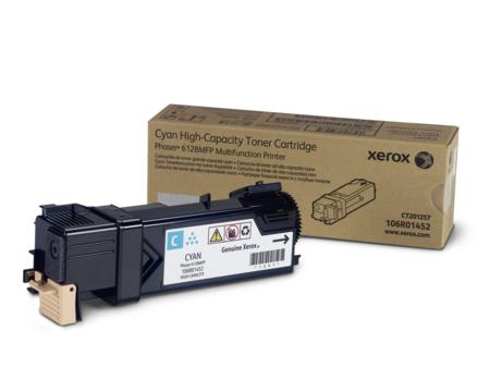 Xerox 106R01452 Cyan Original Toner Cartridge
