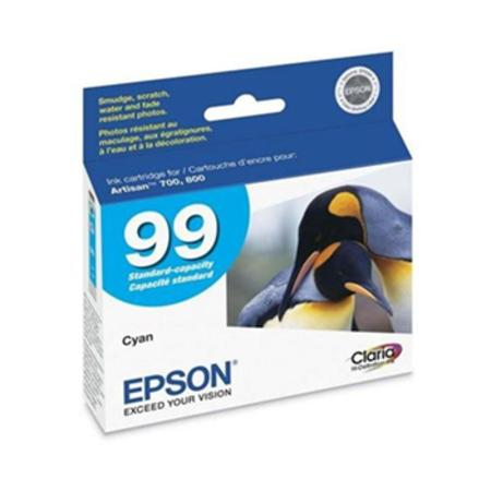 Epson T0992 (T099220) Original Cyan Ink Cartridge