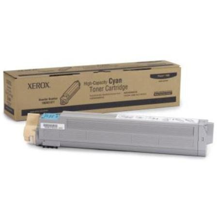 Xerox 106R01077 Cyan Original High Capacity Toner Cartridge